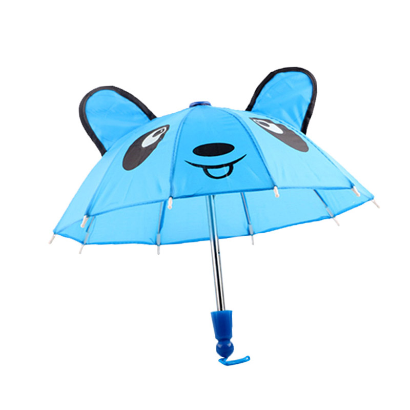 Beautiful Umbrella Accessories Kids Girls Gifts Suitable for 18inch American Girl Doll C44(China)
