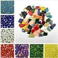 100g Unregelmäßigen Mosaik Machen Kreative Keramik Mosaik Fliesen DIY Hobby Wand Handwerk Handgemachte Dekorative Materialien Mosaik Stück