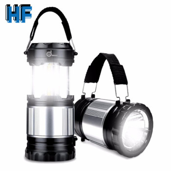 Portable Lantern LED Lamp Light Outdoor Solar Powered Camping Lights Rechargeable Flashlight Torch for Camping Hiking Tent ry t92 solar powered hand cranked 16 led white light outdoor camping lamp lantern black