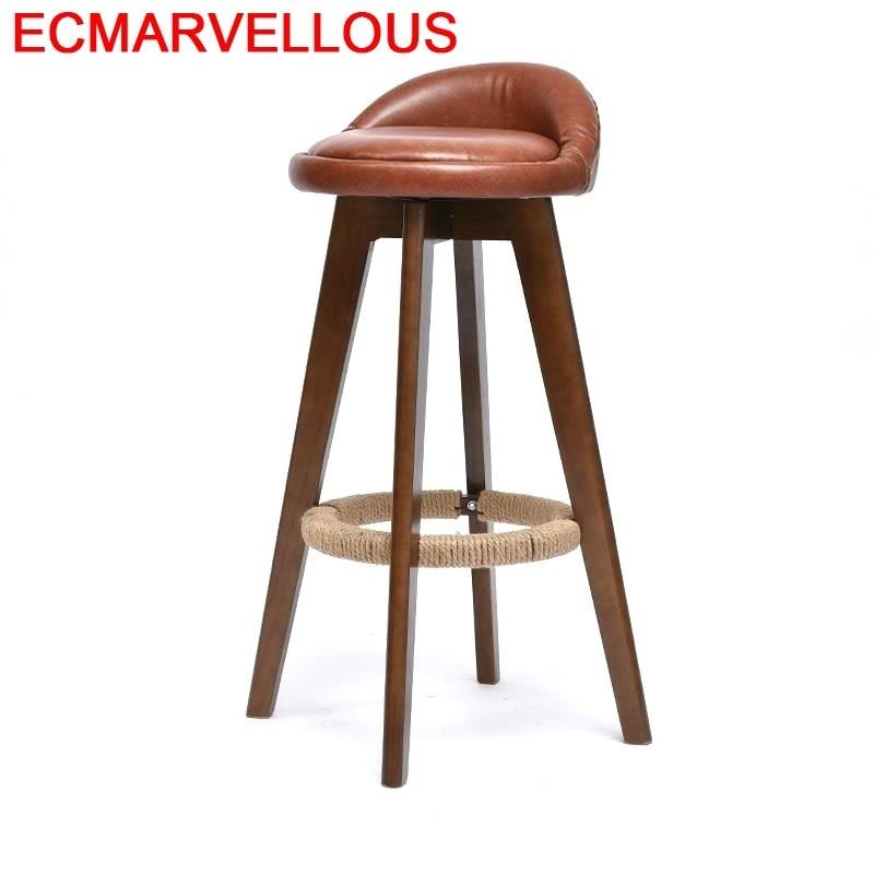 Barstool Table Sgabello Para Silla Fauteuil Taburete La Barra Hokery Sedie Cadeira Stool Modern Tabouret De Moderne Bar Chair