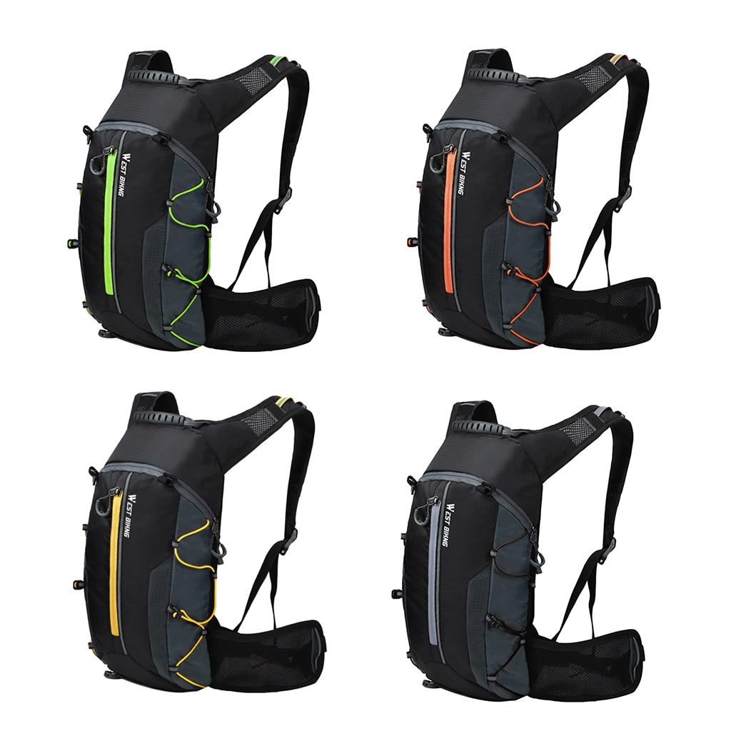 10L Waterproof Trekking Travel Cycling Backpack Large Rucksack Daypack Bag Outdoor Sports Rucksack Camping Hiking Fishing