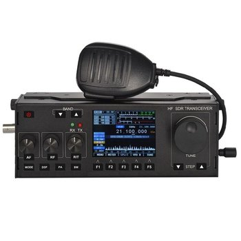 RS-928/RS-958  SSB HF SDR Transceiver 15W Power Mobile Radio RX:0.5-30MHz TX:All ham Bands Multifunctional Instrument