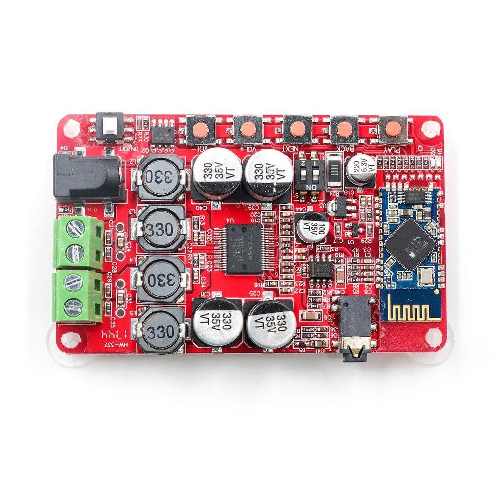Tda7492P Amplifier Board Audio Receiver Amplifier Csr4.0 Digital Amplifier