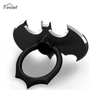 Fimilef Phone Ring Holder Batm