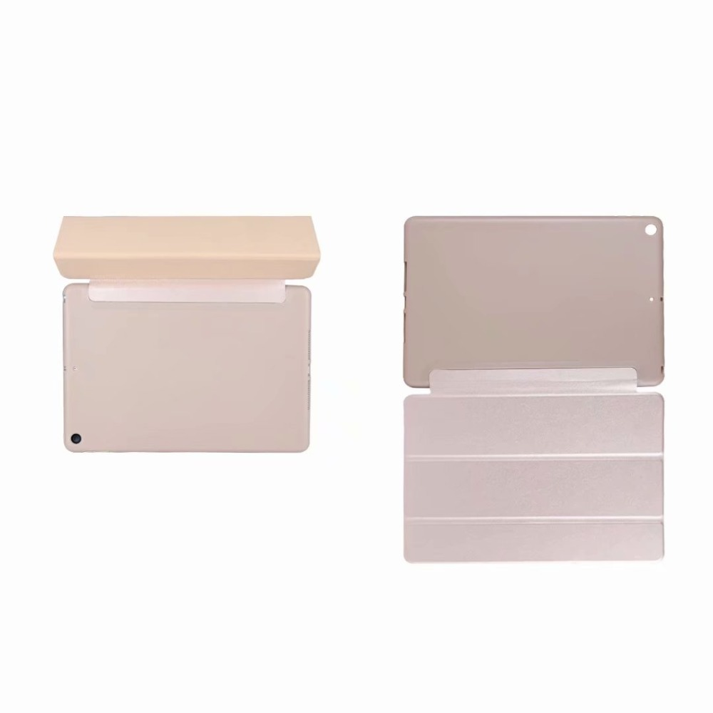 Generation Shell Tablet For Fundas IPad IPad 7 10 Cover 2 Case For Tri-Folding 2019 7th
