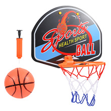 1 Set Basketball Hoop Toy Set Sport Game Toy Basketball Board Frame Toys