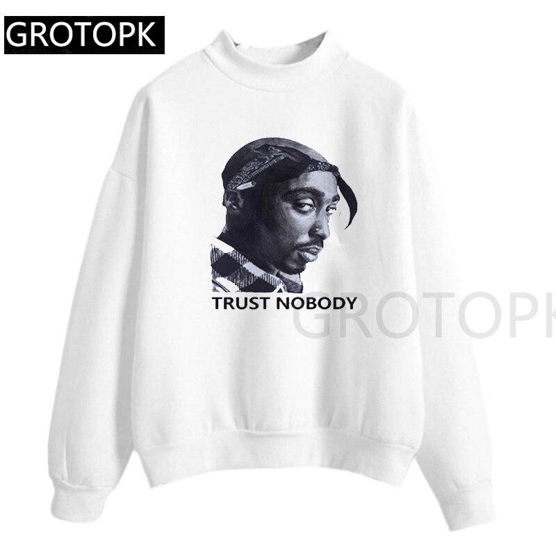 Tupac 2pac Sweatershirt Shakur Women Hoodie Makaveli Rapper Snoop Dogg Biggie Smalls Eminem J Cole Jay-z Savage Hip Hop Rap