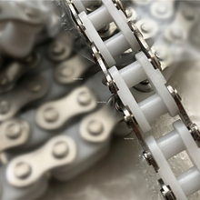 35B 06C Nylon conveyor Engineering plastic chain SMT Nylon Plug-in chain 5 meters Pitch 9.525MM DIY production equipment