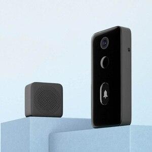 Image 4 - Xiaomi mijia campainha de vídeo 2 MJML02 FJ ai inteligente, campainha humana detecta 3 dias, armazenamento de voz, mudança 2way, conversa, visão noturna dnd