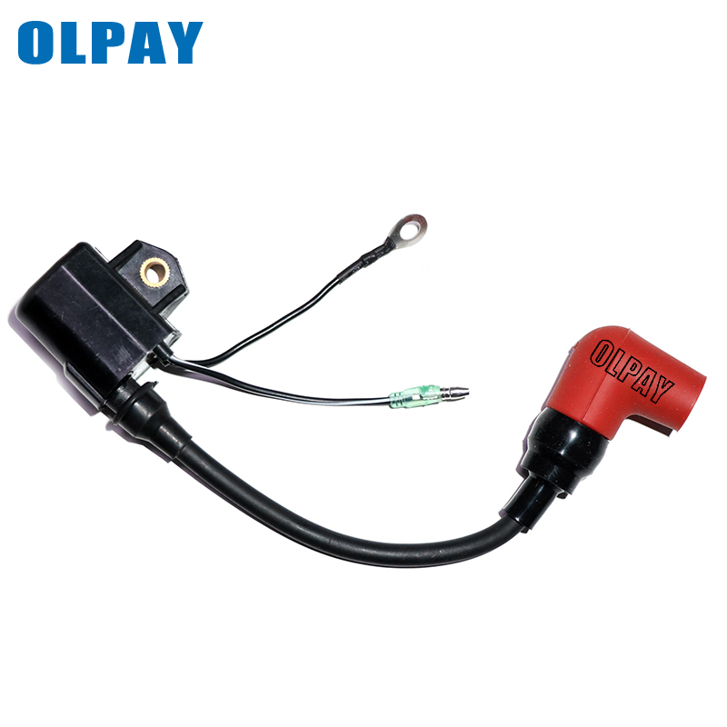6R3-85570-01 Ignition Coil For Yamaha 2 Stroke 100 115 150 175 200 225HP Boat Engine