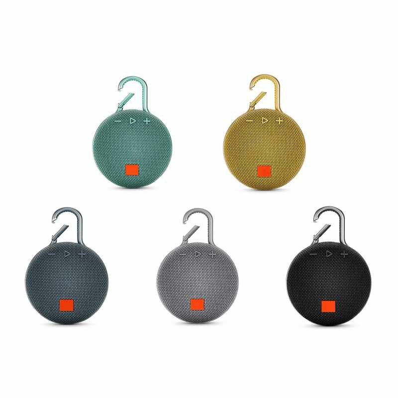 Altavoz Bluetooth portátil sonido estéreo sólido altavoces impermeables inalámbricos