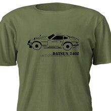 Datsun 240z 260z 280z men t-shirts múltiplas cores e tamanhos s a 2xl