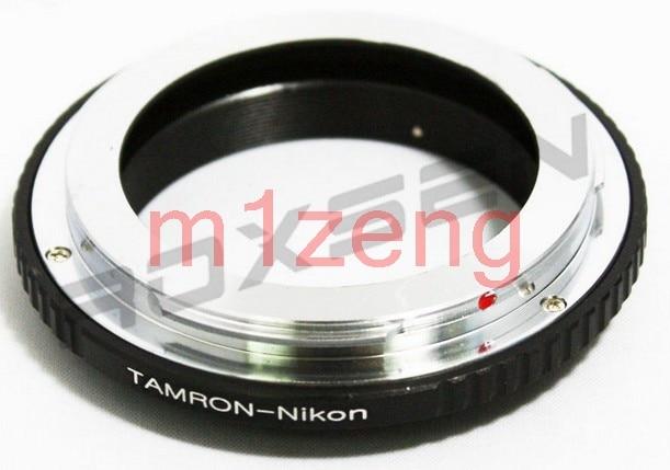 Anillo adaptador para Tamron adaptall 2 lente para nikon d3 d4 d5 d90 d300 d500 d600 d750 d800 D3300 D5300 D7100 D5200 Cámara
