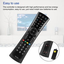 Entertainment Remote Control Audio Theater System Sound Wireless Replacement Receive TV Switch For Humax RM I08U HDR 1000S/1100