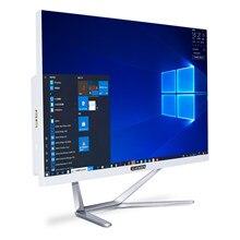 Intel 23.8Inch Monoblock Desktop All-In-One Pc I7 8565U I5 8365U 8269U Draadloze Toetsenbord Muis Camera 16:9 Monitor 8Th Processor