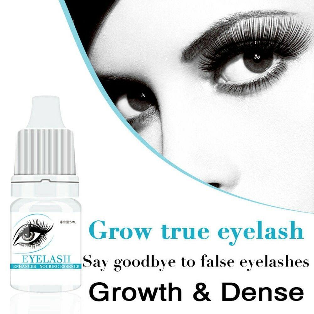 5ml Eyelashes Growth Powerful Serum Eye Lash Enhancer Eyelash Growth Liquid Serum Eyelashes Lifting And Eyebrows Enhancer Longer