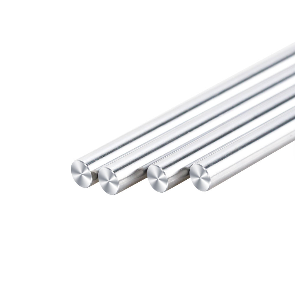 2Pcs/lot 3D Printer Parts Optical Axis OD 8mm X 200/300/400/500mm Cylinder Liner Rail Linear Shaft Chrome