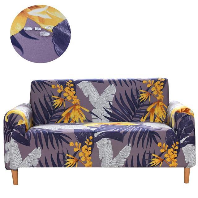 новый чехол для дивана водонепроницаемый высокоэластичный универсальный фотография