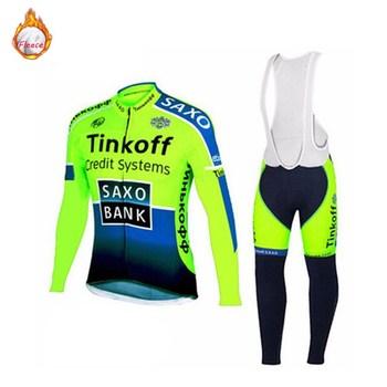 Quente 2020 inverno velo térmico conjunto camisa de ciclismo ao ar livre equitação mtb ropa ciclismo bib calças conjunto ciclismo roupas
