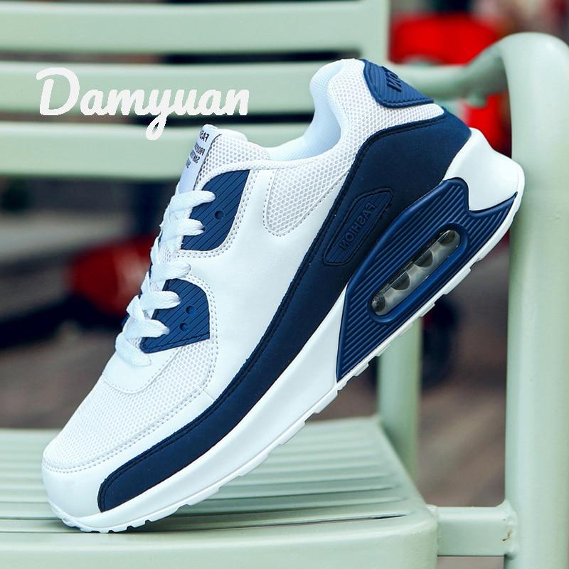 Damyuan 2019 New Fashion Classic Shoes Men Shoes Women Flyweather Comfortable Breathabl Non leather Casual Lightweight Innrech Market.com