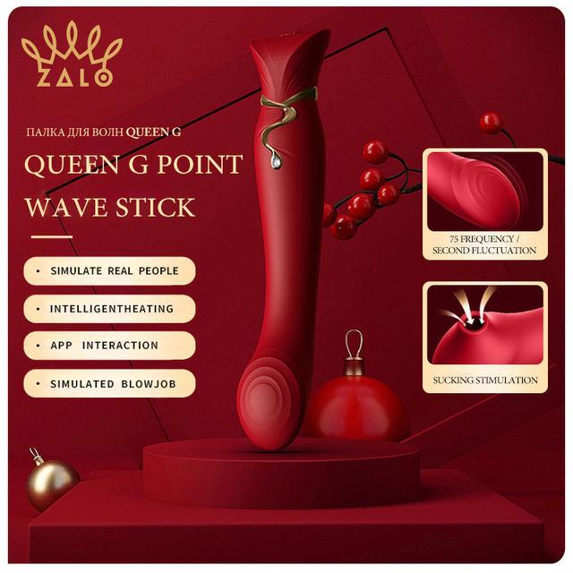 ZALO Queen G-spot  Vibrator