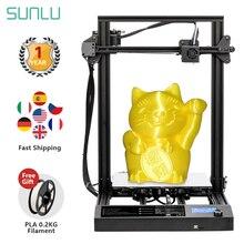 цена на SUNLU S8 FDM 3D Printer Larger Printing Size PLA ABS PETG 3d Filament Extruder Resume Power Failure Printing Desktop 3D Printer