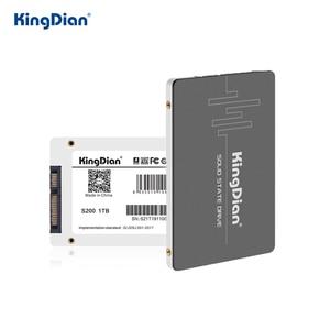 Image 4 - KingDian SSD 1 تيرا بايت 128 جيجابايت 256 جيجابايت 512 جيجابايت SSD 2.5 SATA SATAIII 2 تيرا بايت HDD الداخلية الحالة الصلبة القرص الصلب SSD القرص لأجهزة الكمبيوتر المحمول الكمبيوتر
