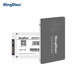 Image 4 - KingDian SSD 1tb 128gb 256gb 512gb SSD 2,5 SATA SATAIII 2TB HDD Interne Solid State festplatte SSD Festplatte für Laptop Computer PC