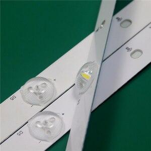 Image 3 - LED TV Illumination For Philips 332PFH4309/88 32PFH5300 32PFK4100/12 LED Bar Backlight Strip Line Ruler GJ 2K15 D2P5 D307 V1 1.1