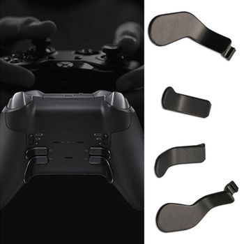 4PCS Button Paddles For XBOX ONE Elite 2 Controller Trigger Locks Handle Paddles Replacement For XBOX ONE Elite Game Accessories 2