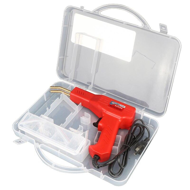 600PCS//Set 0.8mm 0.6mm Stainless Steel Hot Staples Welder Staple for Car Bumper Repair Plastic Welding Repairing