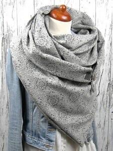 Scarves Shawls Printing-Button Soft-Wrap Foulard Femme Warm Soild-Dot Women Luxury Fashion