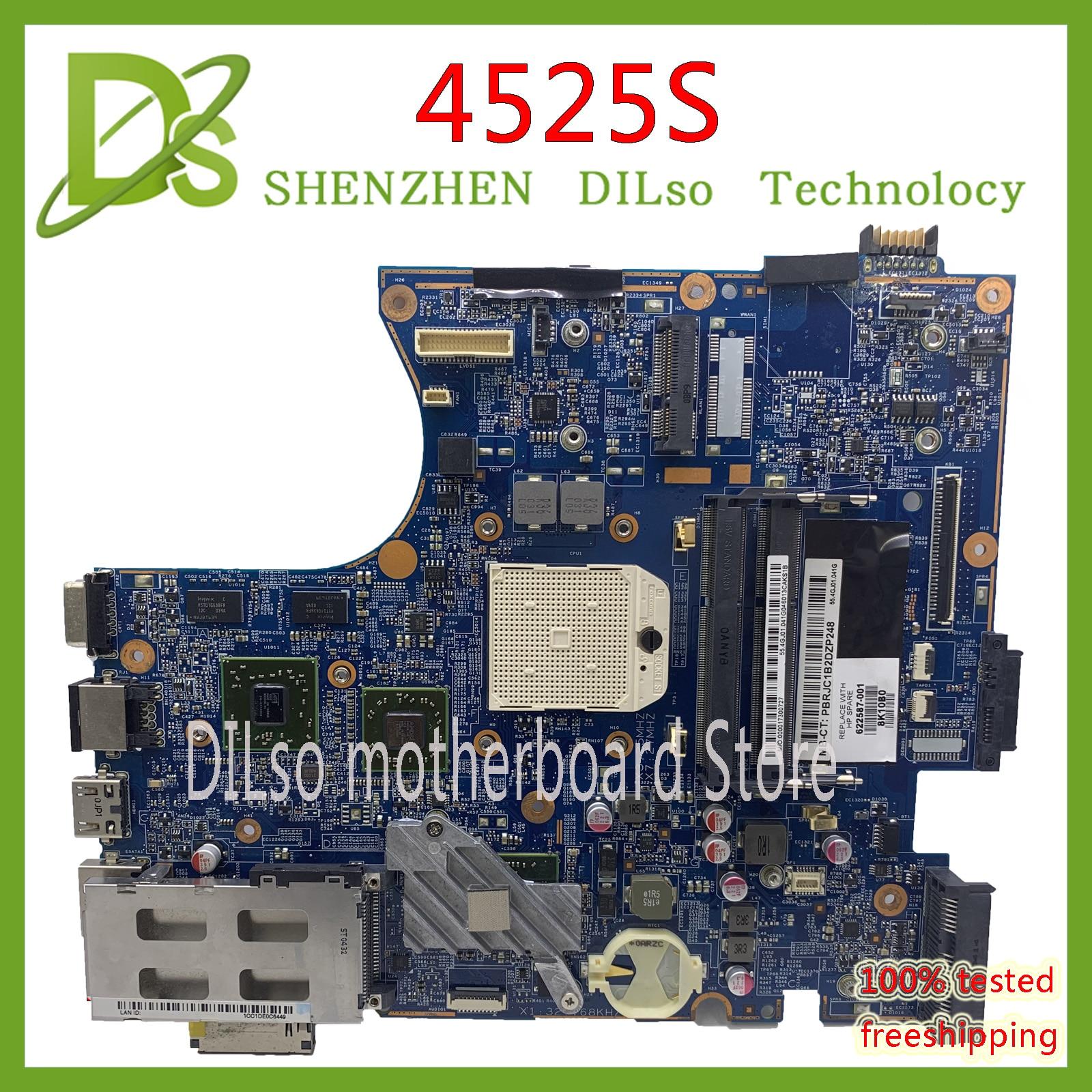 KEFU HP ProBook 4525s Motherboard 09286-1 Full TESED OK 100% Original