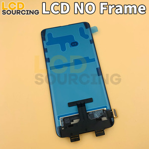 Image 3 - New LCD Display For OPPO Find X LCD Screen with Touch Panel Digitizer Assembly Repalcement Part For Findx 100% Test with Frame