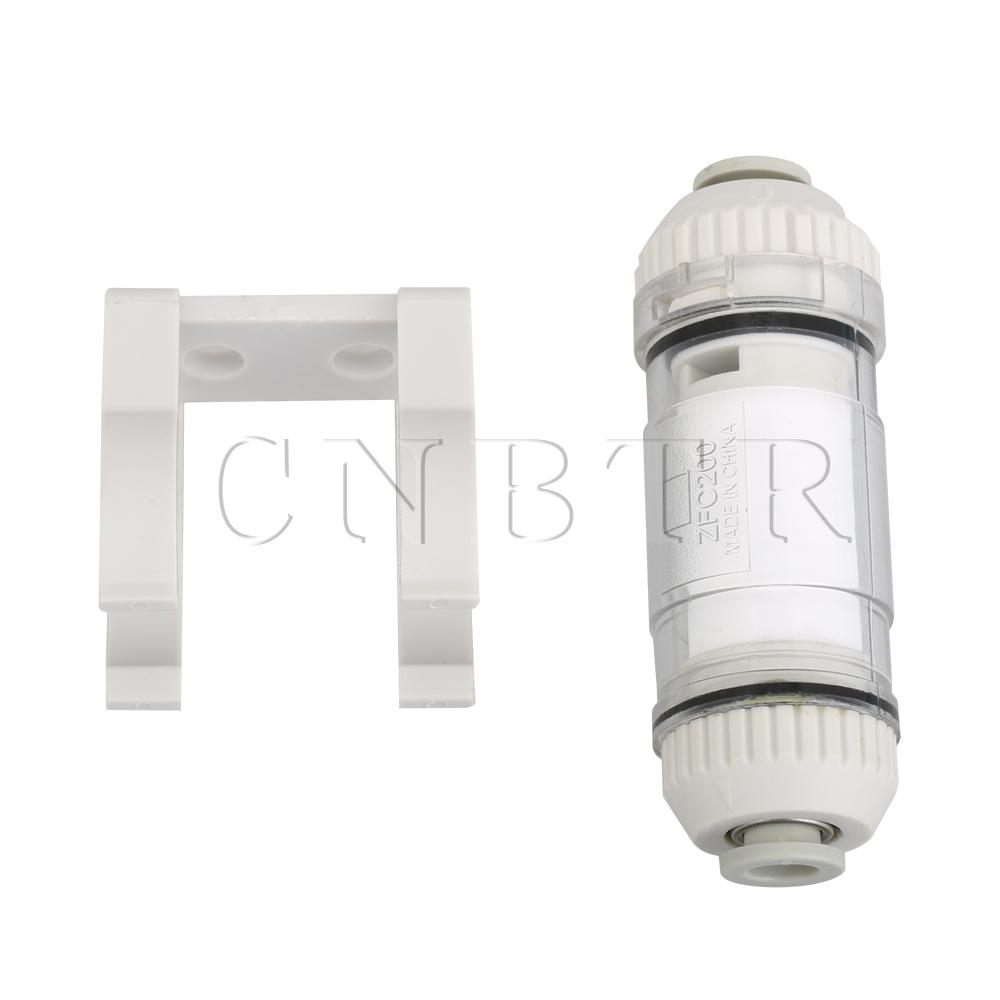CNBTR ZFC200-06B 6mm OD Vacuum Filter Pneumatics Air Suction Filter 67mm