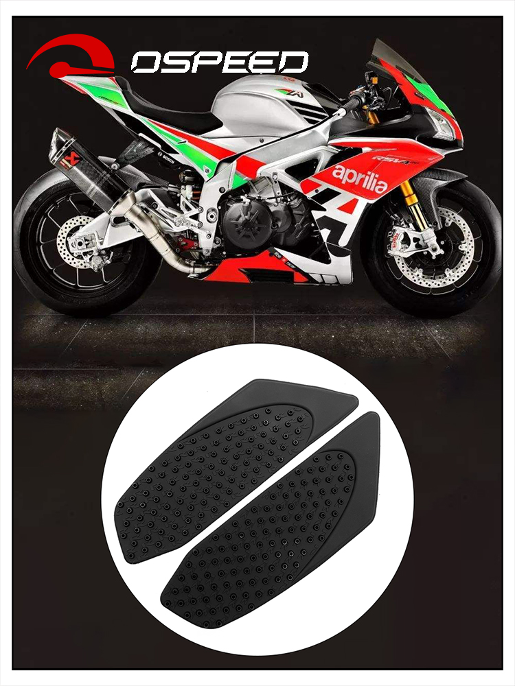 Hot sell Motorcycle Stickers Fuel Tank Sticker Fishbone Protective Decals For Aprilia RSV4 R Tuono V4 2009-2011 2010