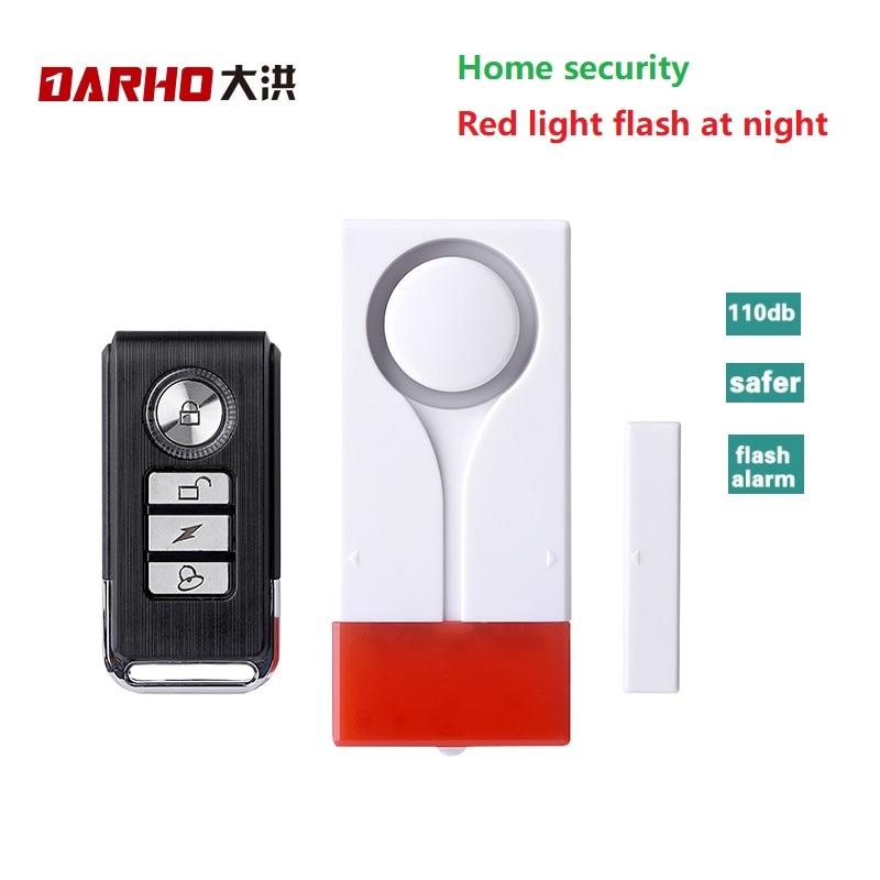 Датчик Безопасности Darho для дома, 433 МГц, дБ