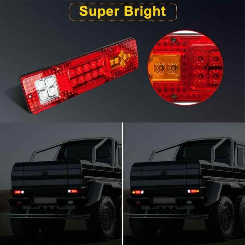 """Rv Achterlichten Camper Truck Achter Richtingaanwijzer 1.5W 11.8 \ """"X3.4 \"""" X1.1 \ """"2 stuks Auto Auto"""