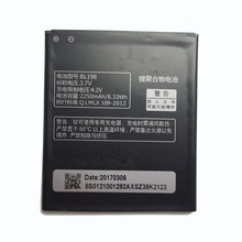 BL198 For Lenovo S890 A850 A830 A860E K860 K860i A678T S880 S880i 2250mAh Rechargeable Mobile Phone Battery For Lenovo S890 A850(China)