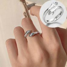 2 шт романтическое кольцо для обнимания рук и любви влюбленных