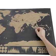 42*30 cm riscar fora do diário mapa globo mundo retro personalizado atlas cartaz com decoração da bandeira do país para a escola de escritório