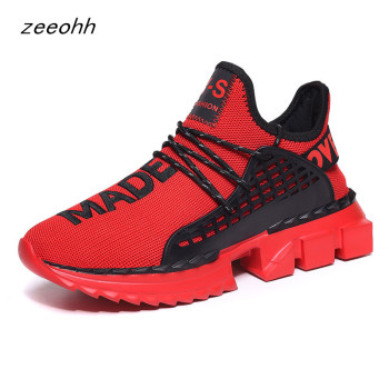 2019 male footwear non-slip breathable hot sale casual sneakers spring outdoor trainers large size men shoes tenis masculino