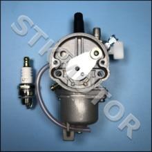 Engine-Carb-Carburetor Pocket-Bike Buggy Minimoto Go-Kart 49cc Spark-Plug 47cc with 2-Stroke