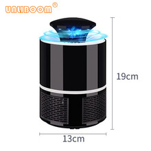 USB Electric Mosquito killer lamp LED Bug Zapper Anti Fly Mosquito Insect Repellent Trap UV Night Light Keep Health