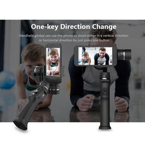 Image 3 - Funsnap yakalama 3 eksen el Gimbal sabitleyici Funsnap yakalama 2 iPhone Samsung huawei akıllı telefonlar