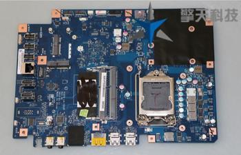 LA-7522P ET2410 ET2410I motherboard PCA70 LA-7522P REV 1A 60PT0040-MB1A01 motherboard Tested GM original motherboard