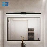 Lámpara LED de pared para baño, espejo de luces Led para AC85-265V, accesorio de iluminación montado en la pared, espejo de baño con luz Led