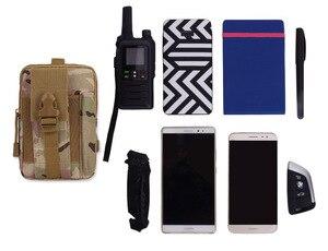 Image 3 - حقيبة خصر رياضية 600D مناسبة للأغراض الرياضية التكتيكية العسكرية الصدرية التكتيكية حقيبة هوائية مناسبة للصيد في الهواء الطلق معدات كامة