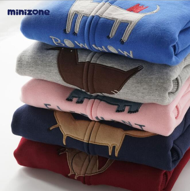 Hf2f6faa9415747a082022fe8fc5c6b02G 2019 spring Baby rompers Newborn Cotton tracksuit Clothing Baby Long Sleeve hoodies Infant Boys Girls jumpsuit baby clothes boy