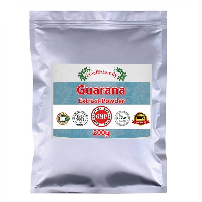 Guarana Extract Powder,Improve Memory,Energy Boost,Enhance The Compressive Capacity And Confidence
